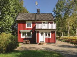 Two-Bedroom Holiday Home in Stensjon, Boda