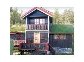 Holiday home Otta Østre Gråhaugen II, Mysusæter