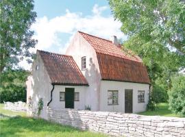 Holiday home Hejdeby, Nickarve Visby, Endre