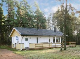 Three-Bedroom Holiday Home in Visby, Visby