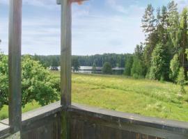 Holiday home Regna Fjärdingstorp Högsjö, Regna