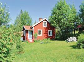 Holiday home Sålderbacksvägen Älvdalen, Blyberg