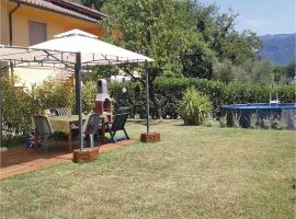 Holiday Home S.Stefano Moriano (LU) with Fireplace VII, Aquilea