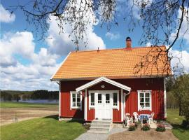 Two-Bedroom Holiday home with Lake View in Dals Ed, Bondemon
