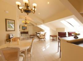 The Ballesteros Penthouses