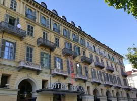 Hotel Roma e Rocca Cavour, Turijn