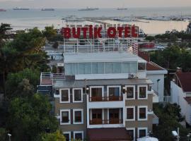 Butik Pendik Hotel, Istanbul