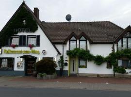 Hotel Restaurant Zum Ring, Datteln