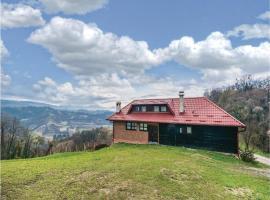 Three-Bedroom Holiday Home in Marija Bistrica, Marija Bistrica