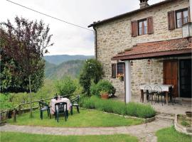 Holiday Home Pistoia (PT) with Fireplace I, Pontepetri