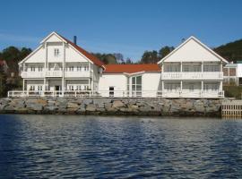 Tingvoll Fjordhotell, Tingvoll