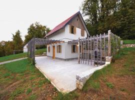 Holiday Home Mirna Pec with Fireplace I, Dolenji Globodol