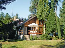 Holiday home Jablonova, Malé Kyšice