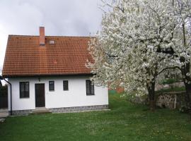 Holiday Home Nalzovice with Fireplace VIII, Nalžovice