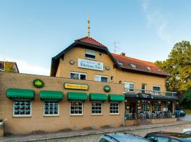 Hotel Fährhaus Ziehl, Gėsthachtas