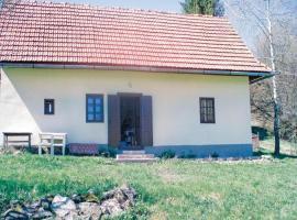 Holiday home Hronska Dubrava, Horná Súča