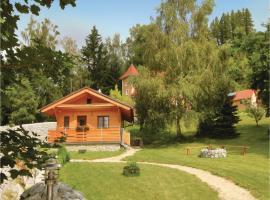 One-Bedroom Holiday Home in Becov nad Teplou, Bečov nad Teplou