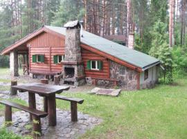 Holiday Home Ganovice with Fireplace IV, Gánovce