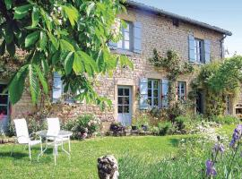 Holiday home Saone et Loire J-758, Montbellet