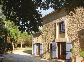 Four-Bedroom Holiday Home in Alzonne, Alzonne