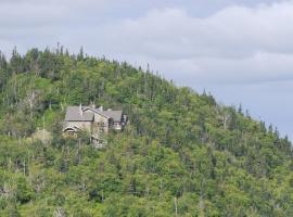Auberge de Montagne des Chic-Chocs Mountain Lodge All Inclusive, Cap-Chat