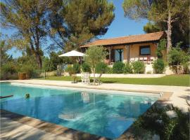 Four-Bedroom Holiday Home in Saint-Siffret, Saint-Siffret