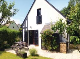 Two-Bedroom Holiday Home in Houlgate, Houlgate