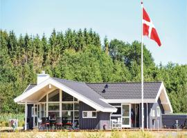 Three-Bedroom Holiday Home in Ejstrupholm, Ejstrup
