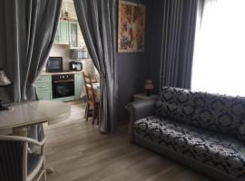 Apartment on Vyborgskoye highway 35, Saint-Pétersbourg