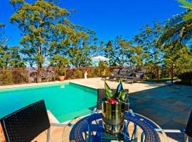 Possum Lodge At Cloudhill Estate, North Tamborine