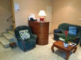 Hotel Lou Cantou, Chanac