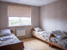 Hotel Soyuz, Alekseyevka