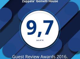 Zappala' Gemelli House