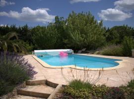 Holiday home Route de Vauvert, Beauvoisin