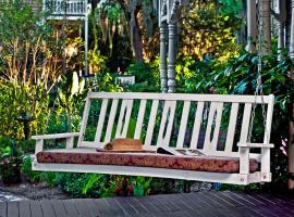 Amelia Island Williams House, Fernandina Beach