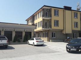 Apartment on Subtropichieskaya, Adler