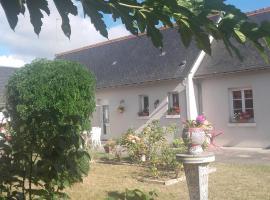 Le Clos des Roses, Civray-de-Touraine