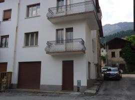 Casa Giuditta, Lozzo Cadore