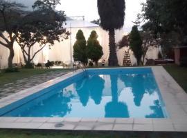 Casa Campo - Isabel Quinteros, Chaclacayo