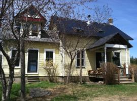 Farm House near Montpelier, Vt., East Montpelier
