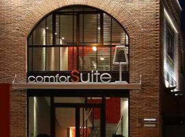 Aparthotel Comforsuite, Boecillo