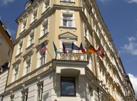 Spa Hotel Schlosspark, Карловы Вары