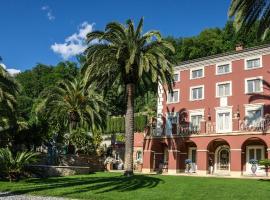 Villa Bonini, Massa