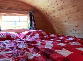 Schlaffass - Schlafen im Holzfass, Tattendorf