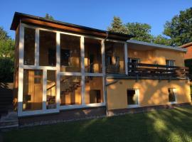 Ferienhaus Seeblick am Parumer See, Gutow