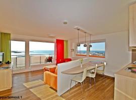 Apartmenthaus Hohenfels, Helgoland