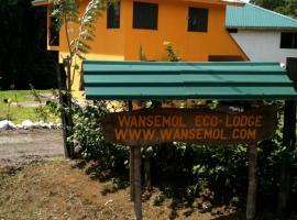 Wansemol Eco-Lodge, Corazón de Jesús