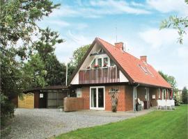 Holiday home Mølbjergvej Erslev XII, Erslev