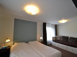 Hotel Rozenhof, Heilig Landstichting