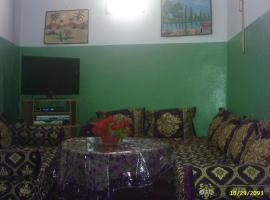 Chez L'Habitant Mazouzi, Séfrou